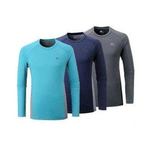 (현대백화점) 네파  이월상품 TECHMO 라운드 등산 티셔츠(남성) - 7D55311