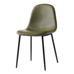 캡슐체어 식탁의자 카페의자 패브릭의자 인테리어의자