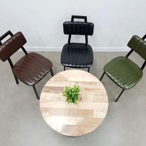 루비의자 식탁의자 카페의자 식당의자 가죽의자