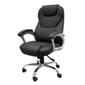 로망스체어(블랙) PC방의자 컴퓨터의자 사무실의자