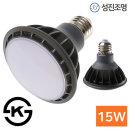 LED 전구 볼전구 볼램프 15W E26 /코넬PAR30_주광색