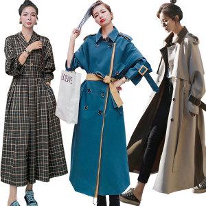 패션라인 가을원피스/블라우스/니트/트렌치코트