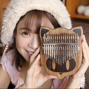 아프리카 전통 칼림바 연주 악기 카림바 E