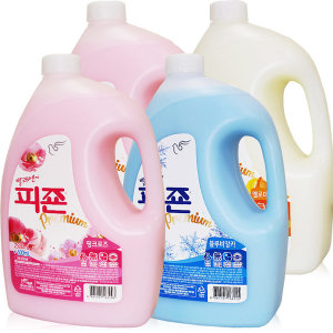 피죤3000 핑크2+미모사+비앙카 ~ 섬유유연제 용기