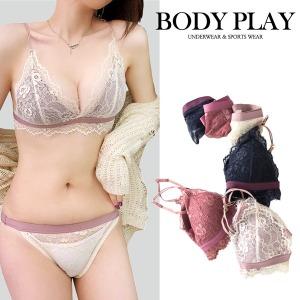 에떼르/브라렛/노와이어브라/브라팬티세트/여성속옷