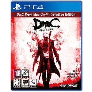 DMC 데빌메이크라이 디피니티브 에디션(PS4) 정식발매