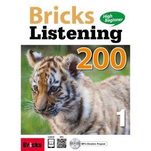 Bricks Listening High Beginner 200-1  Benjamin Schultz Nancy Hollman Scott Chisholm Mike Whale...