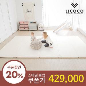 리코코  클린 롤매트 Plus 슈퍼자이언트 323x230x4cm