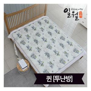 (현대Hmall)일월 숲속애 온수매트 퀸(150x200)