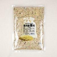 통곡물 슈퍼푸드 혼합7곡 4kg(2kgx2봉)/nf 건강잡곡