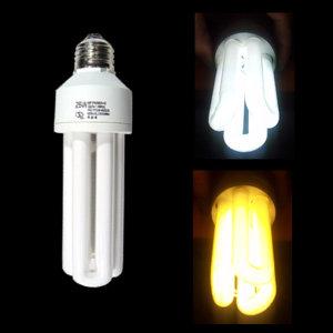 우리조명/EFTR 25EX/전구식 형광등/25w 삼파장램프