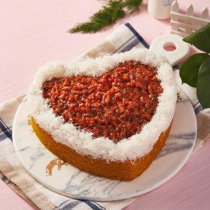 힐링펫 강아지케이크 연어 CAKE