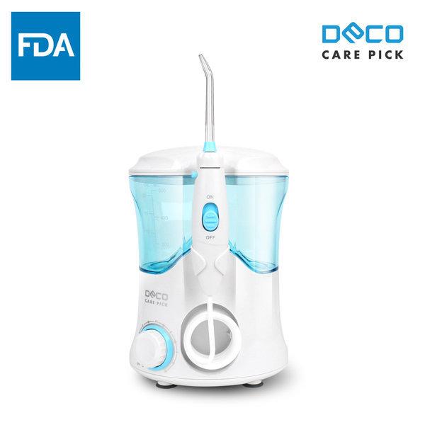 데코 케어픽 TC530 구강세정기 치석제거기 입냄새제거