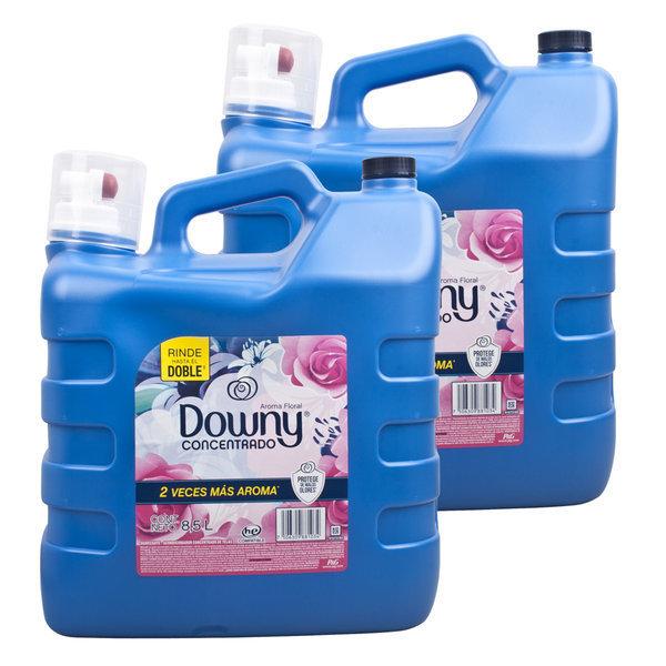 다우니 대용량 섬유유연제 아로마플로럴 8.5L 2개