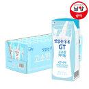 맛있는우유GT 고소한 저지방 우유 180ml 24입