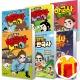 설민석의 한국사 통일 세계사 대모험 만만한국사 1-15 권 상편 하편 학습 만화 책