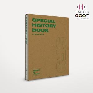 SF9 (에스에프나인) - 스페셜 앨범 SPECIAL HISTORY BOOK