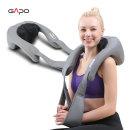 4D 어깨마사지기 FR-N26 어깨안마 목마사지기 무선방식