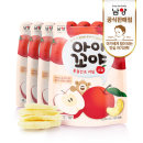 아이꼬야 동결건조 과일 4개(사과)