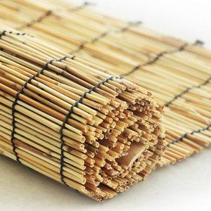 천연 갈대발 문발 대나무발 테라스 베란다 120x165