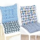 애니멀 의자 방석 원형 사무실 식탁 바닥 얇은 카페
