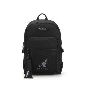 (현대백화점) 캉골  에픽 백팩 플러스 1365 블랙 (가방/배낭/책가방/노트북가방)