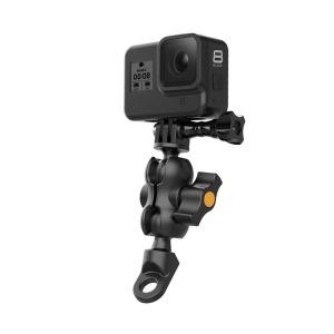 액션캠 오토바이 램마운트 거치대 유튜브카메라