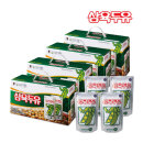 삼육두유 파우치 190ml 80팩 건강음료 콩두유