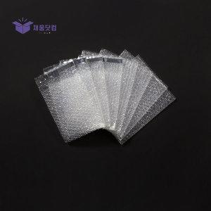뽁뽁이 에어캡 봉투 접착식 300x300+50/50매 국내생산