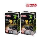 삼육 검은콩칼슘 두유 140ml 72팩 검은콩두유