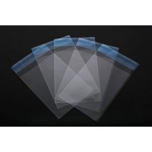 OPP 중형 접착 비닐 포장 봉투 200x250+40/200매