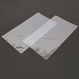 OPP 소형 비접착식 비닐 포장 봉투 120x250/400매