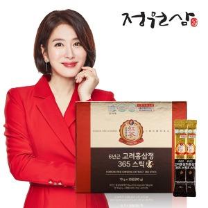 정원삼 6년근 고려홍삼정365 스틱 궁 /여성용 홍삼스틱