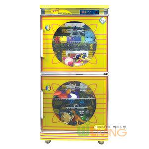 신원산업 장난감살균기(SW-610H) 투명유리/열풍/소독기