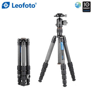 레오포토 LX-255CT+XB32 10X 카본삼각대 트래블러
