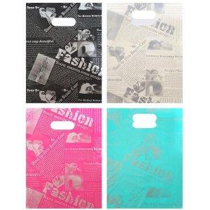 HDPE 양장지봉투 펜시봉투 비닐쇼핑백 170X270/500매