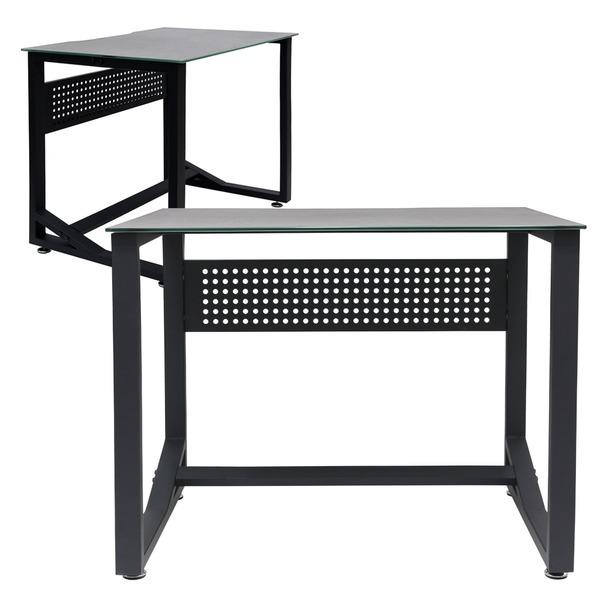 로그 컴퓨터 게이밍 PC방 컴퓨터 책상 강화유리630