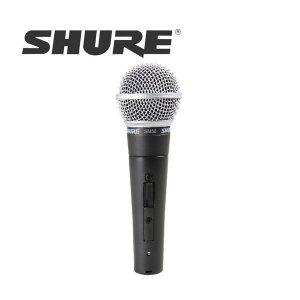 SHURE  SM58SK /유선마이크/슈어/보컬마이크