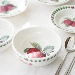 애플데이 시리즈) 애플데이 대접 1P 국산 예쁜 그릇