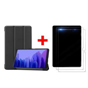 2+1 갤럭시탭A7 10.4 2020 북커버케이스+강화유리필름