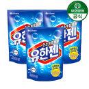 유한젠 섬유표백제 가루형 900g 3개