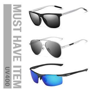 최고급 정품 선글라스 UV400 편광렌즈 고급케이스증정