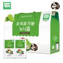 즙쟁이 유기농 노니즙 1박스 30포