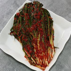수입 파김치 10kg-향긋하고 알싸한맛 (중국산)