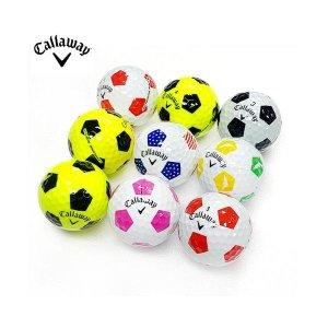 캘러웨이 크롬소프트 트루비스 축구볼 로스트볼 B+ 1