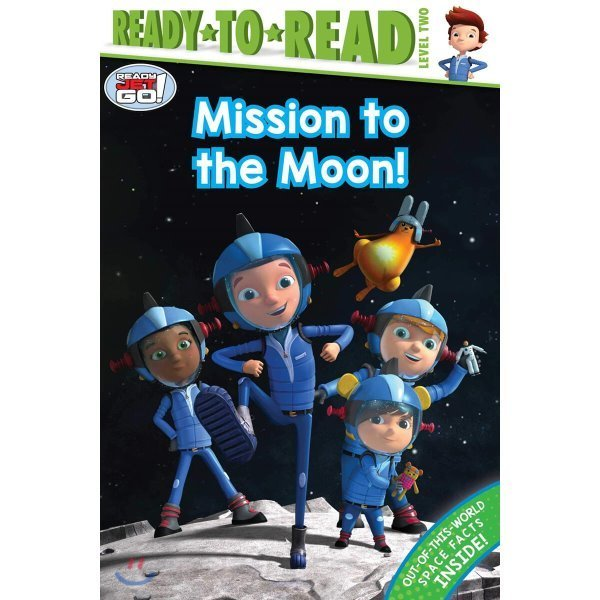 Ready-To-Read  Level 2 : Mission to the Moon   Brown  Jordan D  (ADP)  Bartlett  Craig