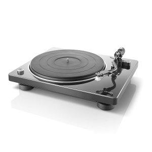 Denon 데논 레코드 플레이어 DP-400-BKEM 블랙