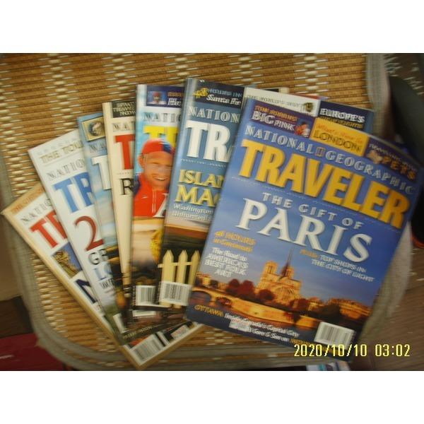 헌책/ 7권 외국판 NATIONAL GEOGRAPHIC TRAVELER 2000.3 - 12 Vol.17 No.2-8 -부록없음.사진.상세란참
