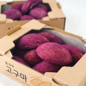 디저트바이블룸 고구마빵 쫀득하고 촉촉한 영양간식10P