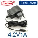 4.2V 리튬이온 배터리 충전기 4.2V1A 충전기3.5X1.35